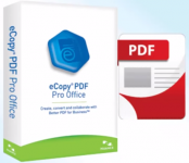 eCopy Software and Power PDF  e-delivery