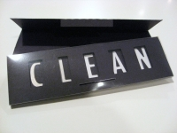 Clean/Dirty Dishwasher Magnet Signs