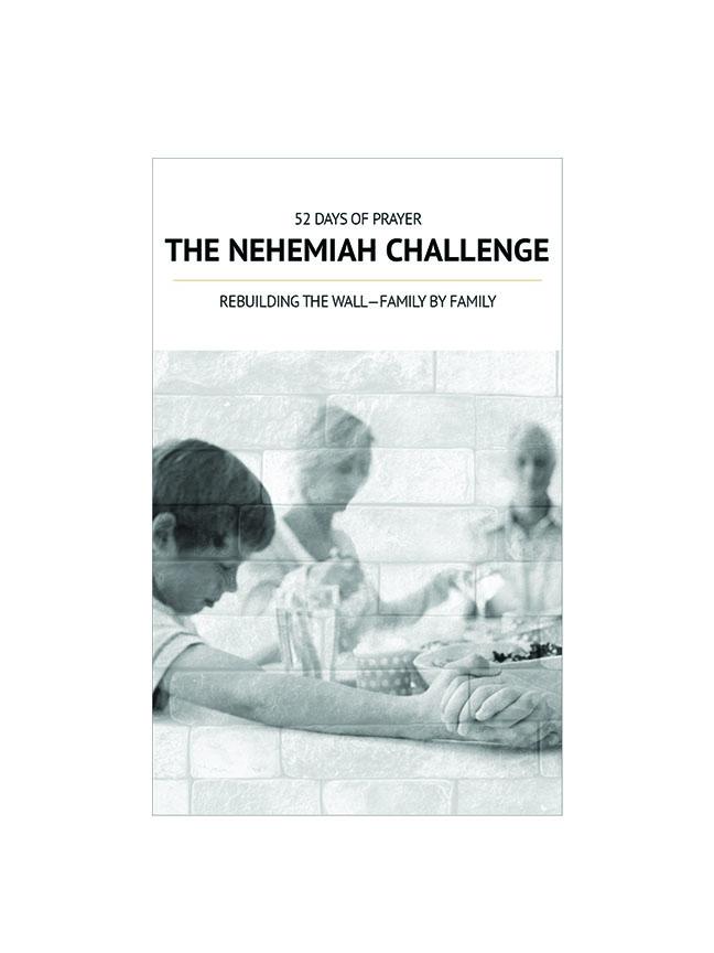 52 Days Of Prayer The Nehemiah Challenge border=