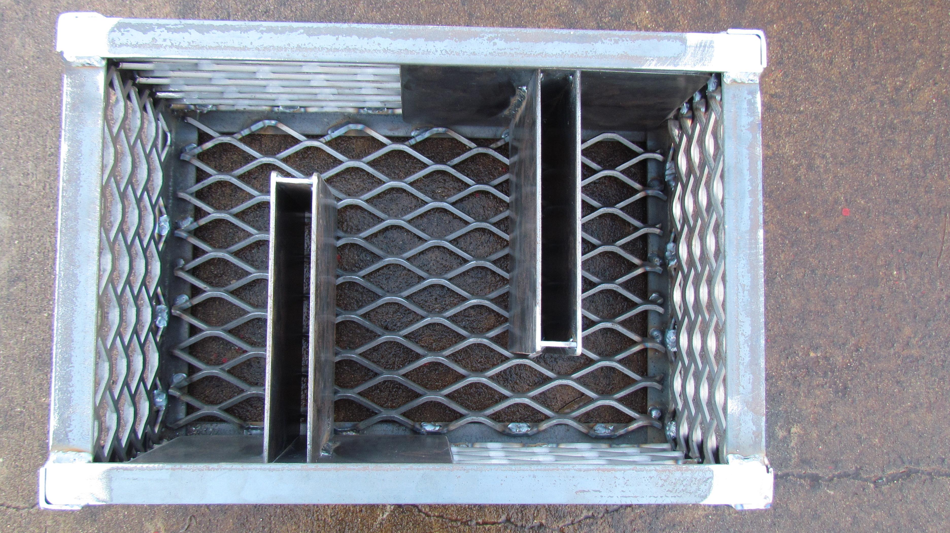20 Firebox Charcoal Basket