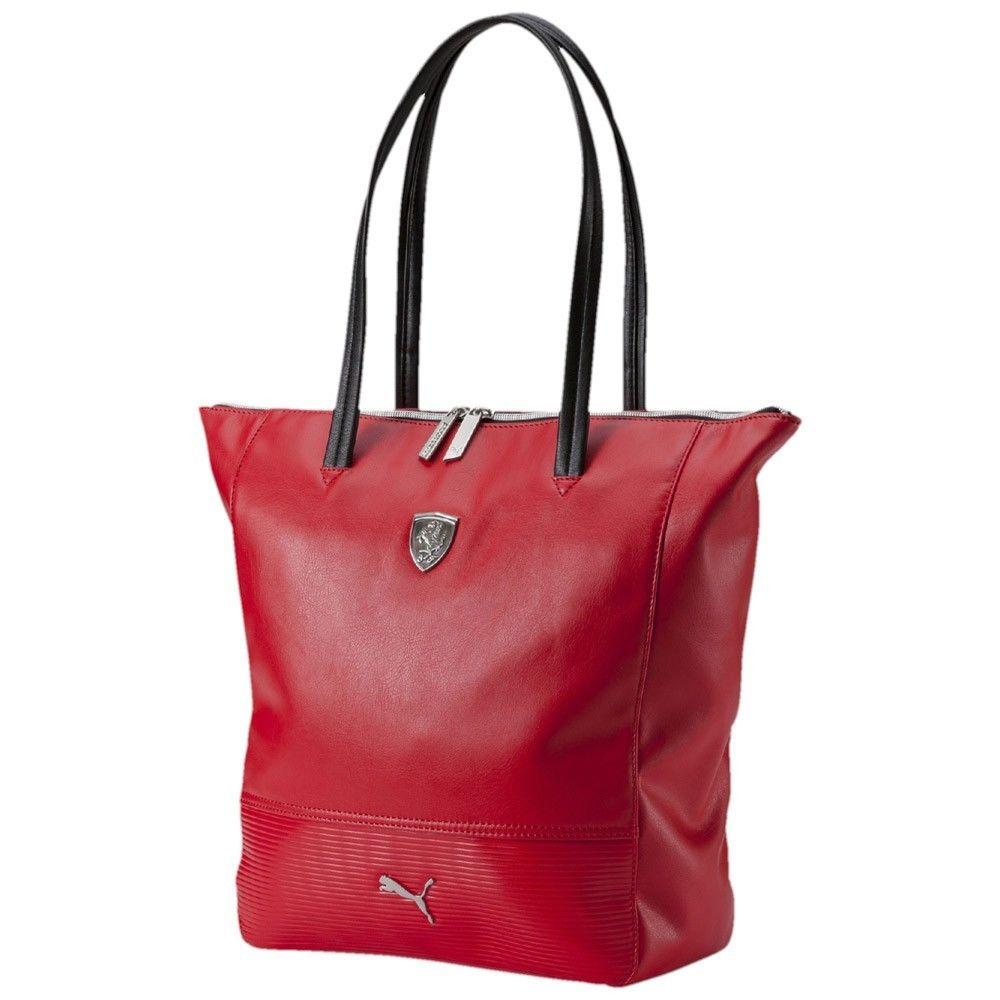 e0e3a10471 PUMA Ferrari LS shopper Bag 073494 02 FERRARI OFFICIAL ...